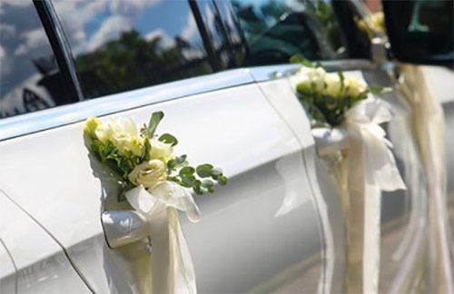 noleggio auto con autista per matrimonio