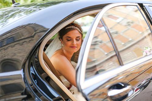 noleggio con conducente per matrimonio